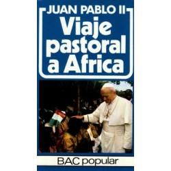 Viaje pastoral a África