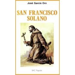 San Francisco Solano. Un hombre para las Américas