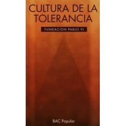 Cultura de la tolerancia