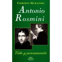 Antonio Rosmini. Vida y pensamiento