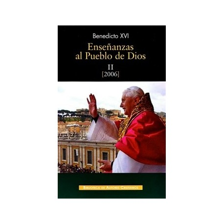 Enseñanzas al Pueblo de Dios. II: Año 2006