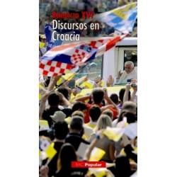 Discursos en Croacia