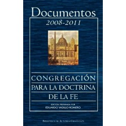 Documentos de la Congregación para la Doctrina de la Fe (2008-2011)