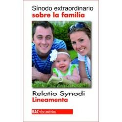 Sínodo extraordinario sobre la familia. Relatio Synodi. Lineamenta