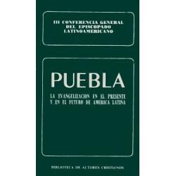 Puebla. La evangelización en el presente y en el futuro de América Latina.