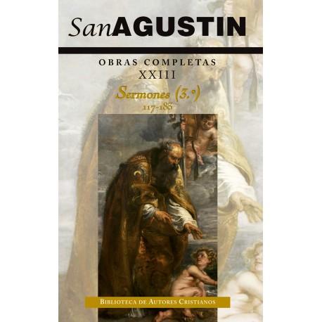 Obras completas de San Agustín. XXIII: Sermones (3.º)