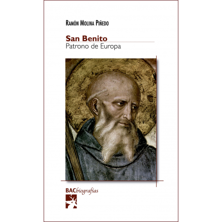 San Benito. Patrono de Europa