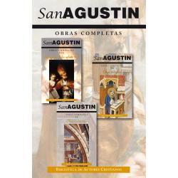OBRAS COMPLETAS DE SAN AGUSTÍN