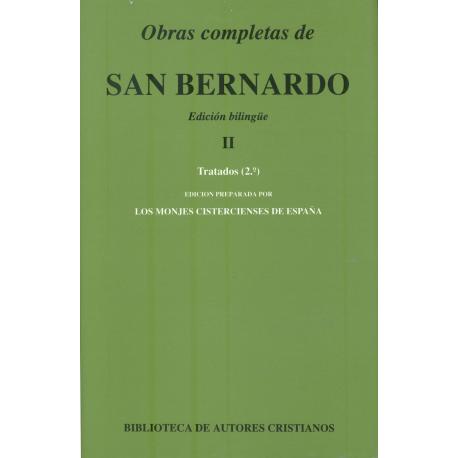 Obras completas de San Bernardo. II: Tratados (2.ª)