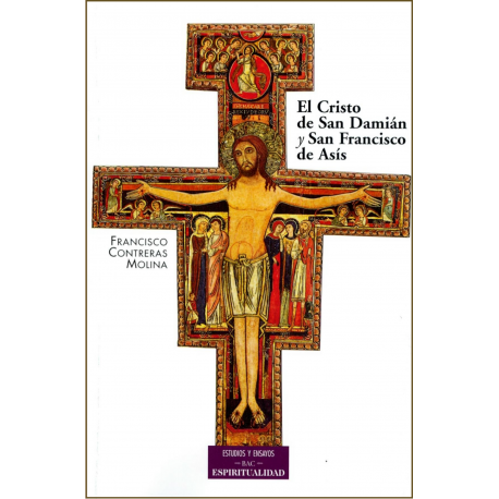 El Cristo de San Damián y San Francisco de Asís