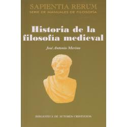 Historia de la filosofía medieval