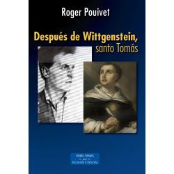 Después de Wittgenstein, santo Tomás