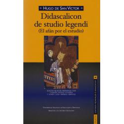 Didascalicon de studio legendi (El afán por el estudio)