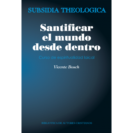 Santificar el mundo desde dentro. Curso de espiritualidad laical