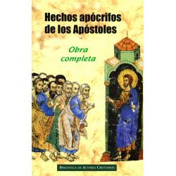 Hechos apócrifos de los Apóstoles (I-III), 3 volúmenes (OBRA COMPLETA)