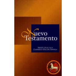 Nuevo Testamento. Versión oficial de la CEE (Ed. típica - cartoné)