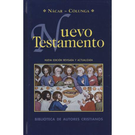 Nuevo Testamento. Versión directa del texto original griego