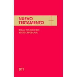 Nuevo Testamento. Biblia traducción interconfesional
