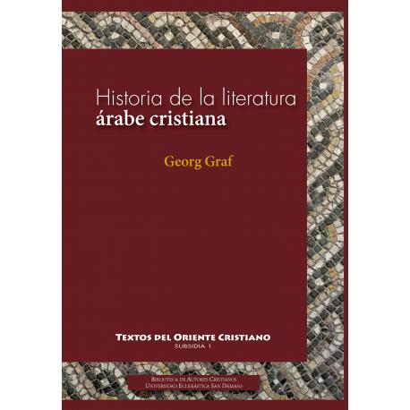 Historia de la literatura árabe cristiana