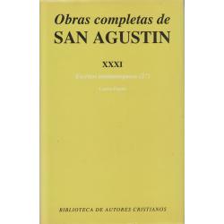 Obras completas de San Agustín. XXXI: Escritos antimaniqueos (2.º)