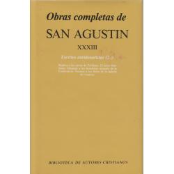Obras completas de San Agustín. XXXIII: Escritos antidonatistas (2.º)