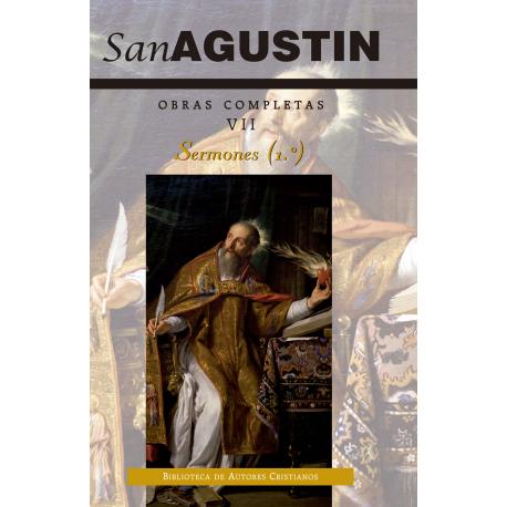 Obras completas de San Agustín. VII: Sermones (1.º): 1-50
