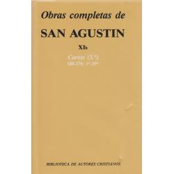 Obras completas de San Agustín. XIb: Cartas (3.º): 188-270