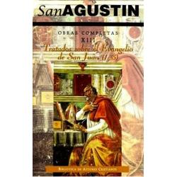 Obras completas de San Agustín. XIII: Tratados sobre el Evangelio de San Juan (1.º): 1-35