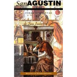 Obras completas de San Agustín. XIV: Tratados sobre el Evangelio de San Juan (1.ª): 1-35