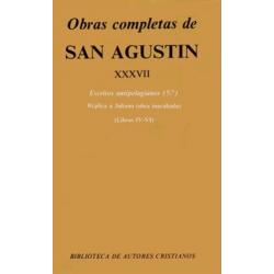 Obras completas de San Agustín. XXXVII: Escritos antipelagianos (5.º): Réplica a Juliano (Libros IV-VI)