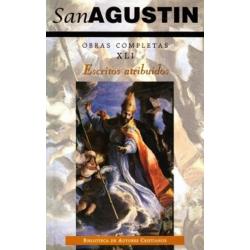 Obras completas de San Agustín. XLI: Escritos atribuidos