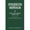 Synodicon Hispanum. IX: Alcalá la Real (abadía), Guadix y Jaén