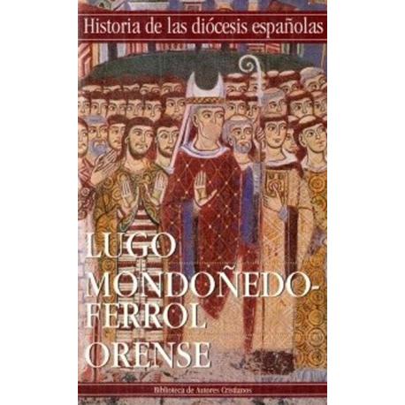Iglesias de Lugo, Mondoñedo-Ferrol y Orense