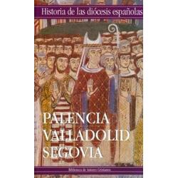 Iglesias de Palencia, Valladolid y Segovia