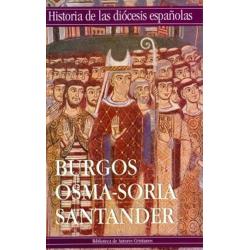Iglesias de Burgos, Osma-Soria y Santander