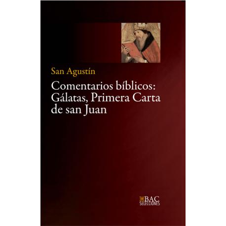 Comentarios biblicos: Gálatas, Primera Carta de san Juan