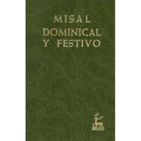 Misal dominical y festivo
