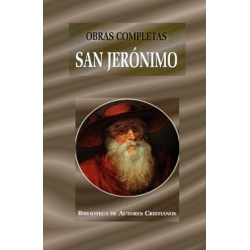 Obras completas de San Jerónimo, 14 volúmenes (OBRA COMPLETA)