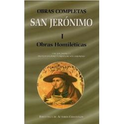 Obras completas de San Jerónimo. I: Obras homiléticas: Comentarios a los Salmos. Comentario a San Marcos