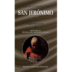 Obras completas de San Jerónimo. Xa: Epistolario I (Cartas 1-85**)