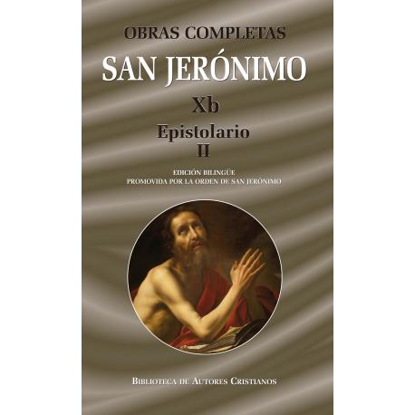 Obras completas de San Jerónimo. Xb: Epistolario II (Cartas 86-154**)