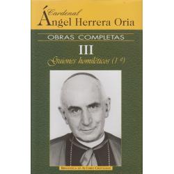 Obras completas de Ángel Herrera Oria. III: Guiones homiléticos (1º)