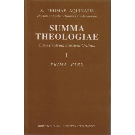 Summa Theologiae. I: Prima pars