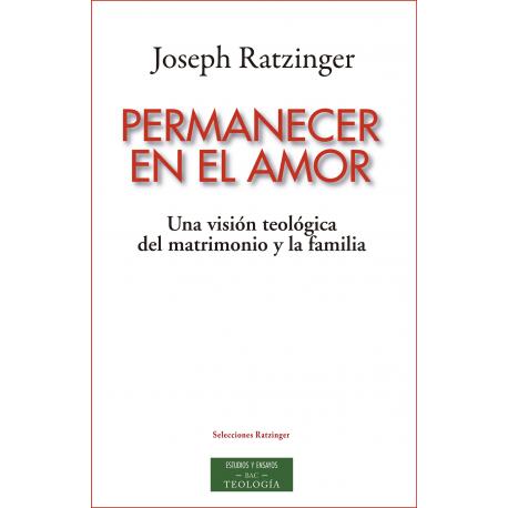 Permanecer en el amor. Una visión teológica del matrimonio y la familia