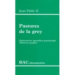 """Pastores de la grey. Exhortación apostólica postsinodal """"Pastores gregis"""""""