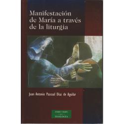 Manifestación de María a través de la liturgia