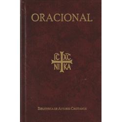 Oracional. Nuevo devocionario del cristiano