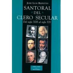 Santoral del clero secular. Del siglo XIII al siglo XX