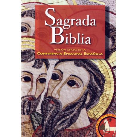Sagrada Biblia. Versión oficial de la CEE (Ed. típica - cartoné al cromo)