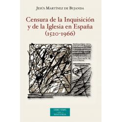Censura de la Inquisición y de la Iglesia en España (1520-1966)